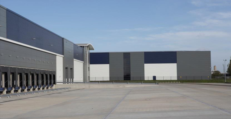 Avro Business Park Burton On Trent G F Tomlinson Group Ltd