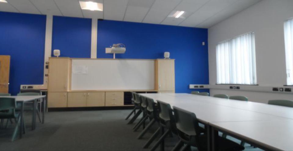 Tibshelf School Derbyshire G F Tomlinson Group Ltd
