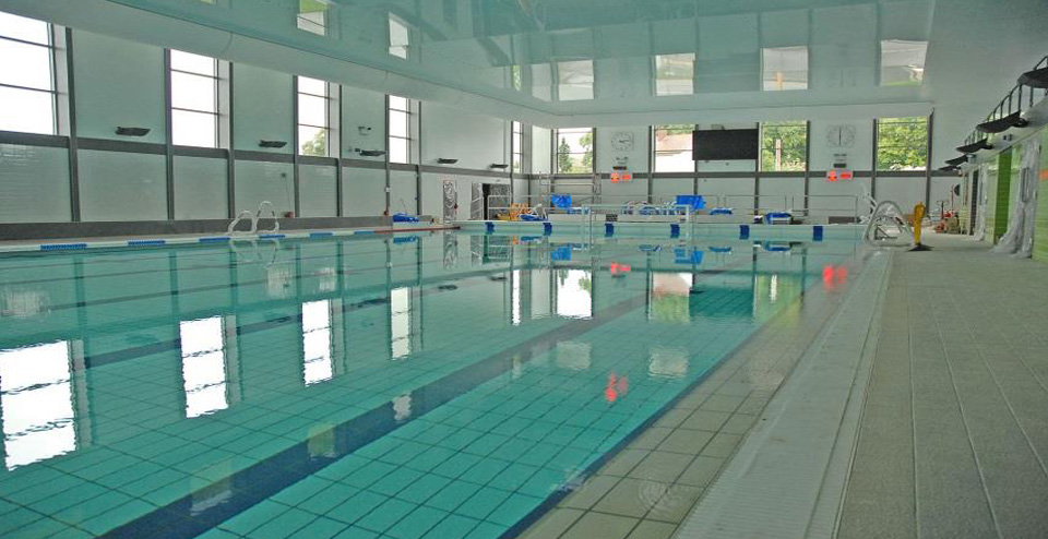Cannock Chase Leisure Centre G F Tomlinson Group Ltd