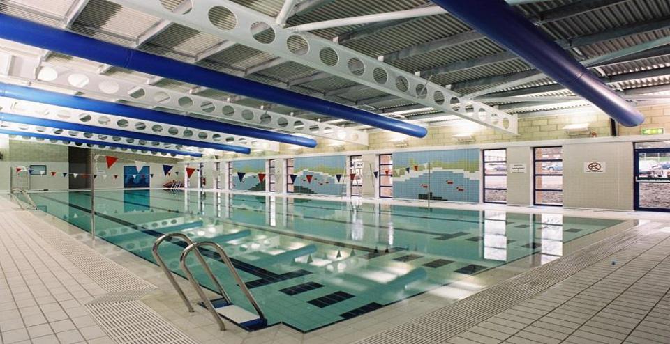 Hood Park Leisure Centre Leicestershire G F Tomlinson Group Ltd
