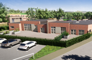 Works begin on new enhanced adult day care service in Newark