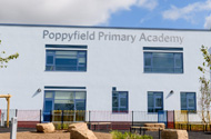 Works complete on new £5.2million primary school in Cannock