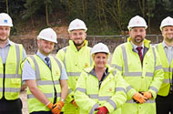 Delopment gets underway at Ashroyd Business Park