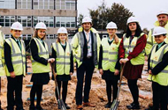 New building will boost intake at Grantham school Walton
