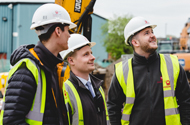 G F Tomlinson secures place on £500m major higher education framework
