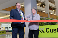 New one stop shop Customer Hub officially opens