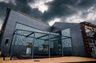 G F Tomlinson restores historical town halls and market hall in City of Stoke on Trent