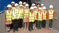 Becket School Site Tour – Just Imagine Working Here