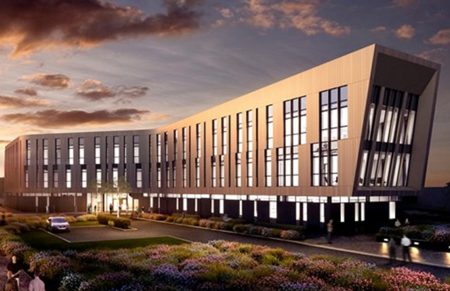 G F Tomlinson selected to deliver the University of Nottingham's advanced manufacturing building