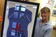 G F Tomlinson becomes first company to sponsor an Ashgate Hospicecare Nurse
