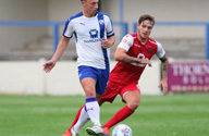 Caldwell satisfied after victory over Buxton in G F Tomlinson Group Cup
