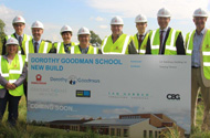 WORK BEGINS ON NEW EDUCATION FACILITY IN LEICESTERSHIRE