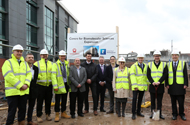 PIONEERING £23 MILLION CANCER RESEARCH CENTRE STARTS ON SITE