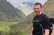 Siman Preston has successfully completed his 10 day Inca Trail