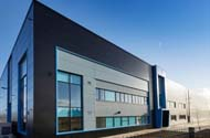 Grangers International has confirmed that work is complete and its new headquarters near Chesterfield, Derbyshire.