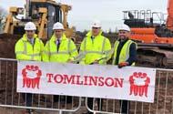 Work underway on £38million Liberty Park development