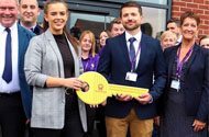 126 pupil places for alternative needs students created as work completes on two new academies in Lincolnshire