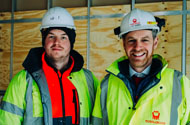 Good news story – G F Tomlinson temporary work experience participant lands full-time employment