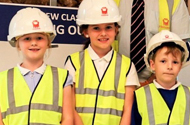 Ashbourne primary school marks £1.4million development on site with special ceremony