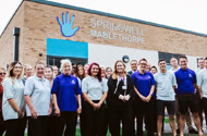 Works complete on new academy in Mablethorpe providing places for alternative needs students