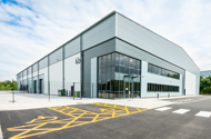 G F Tomlinson completes units at South Yorkshire business park
