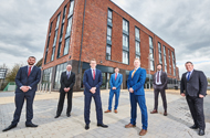 Works complete on new £7.5m West Midlands mixed-use scheme