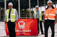 Works underway on £10m manufacturing facility in Mansfield